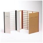 Cardboard Slide Folders
