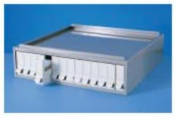 RA Lamb 14-Drawer Slide Filing Cabinets