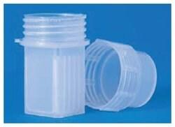 RA Lamb Plastic Coplin Jar, plastic (vertically holds five to ten 76 x 26mm slides)