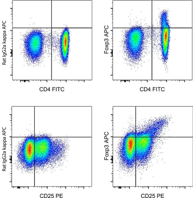 Identifying regulatory T cells using the Human Regulatory T Cell Staining Kit #1