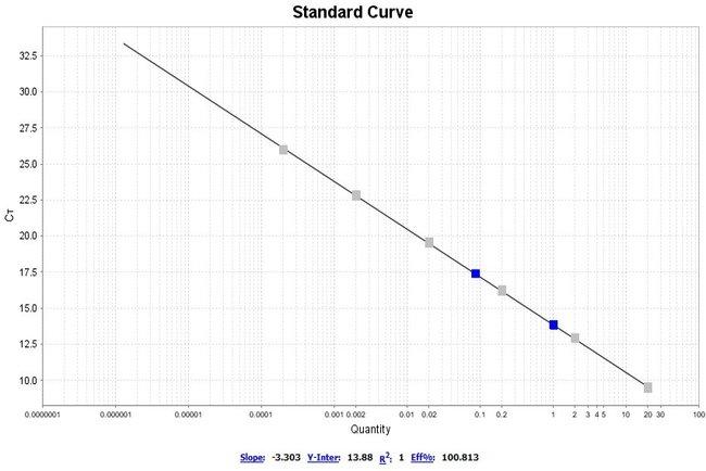 Performance on QuantStudio 7 Flex Real-Time PCR System