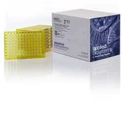 MicroAmp™ EnduraPlate™ Optical 96-Well Yellow Reaction Plates with Barcode