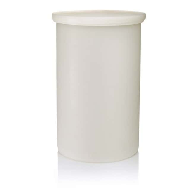 Nalgene™ Cylindrical Polypropylene Tank with Cover