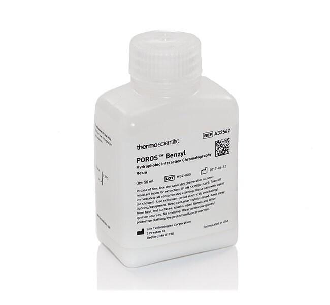 POROS™ Benzyl Hydrophobic Interaction Chromatography (HIC) Resin