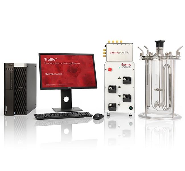 TruBio™ Discovery Automation System Bundle, 15 L HyPerforma Glass Bioreactor, TrupH and TruDO sensors