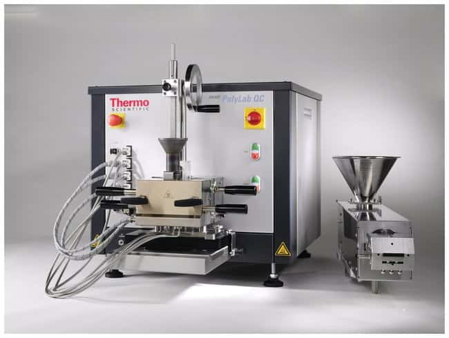 Haake Rheomex Qc Lab Single Screw Extruders For The Haake