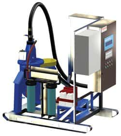 PSM-400MPX Particle Size Monitor
