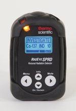 RadEye™ SPRD Personal Radiation Detector