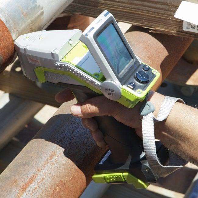 niton u2122 xl5 handheld xrf analyzer
