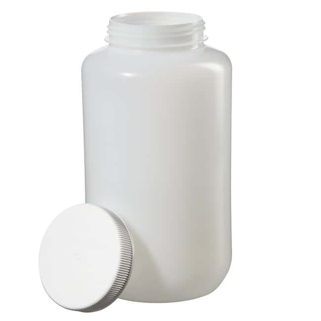 Nalgene Plastic Bottle Caps with Wide Neck 1 L