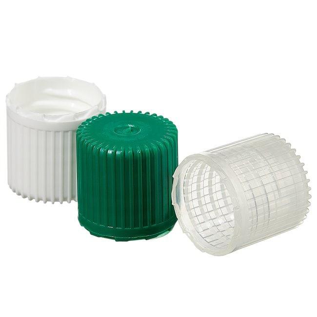 Nalgene™ PPCO Micro Packaging Vial Closures for 4.5mL Vials: Sterile, Bulk Pack