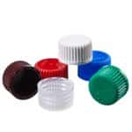 Nalgene™ Colored Polypropylene Closures with 20-415 Finish