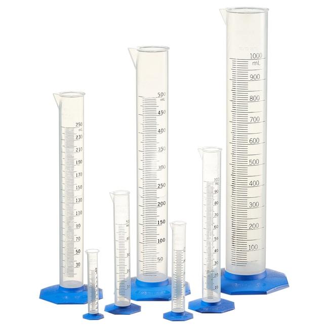 Nalgene™ Polypropylene Graduated Cylinders