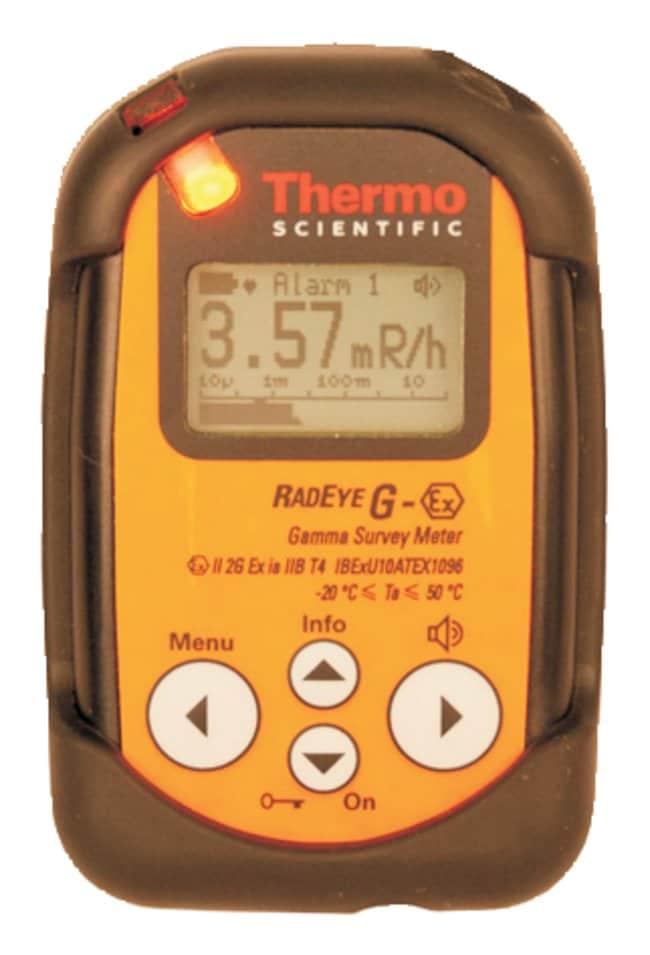 Radiation Measurement Instruments : Radeye™ g series personal dose rate meters