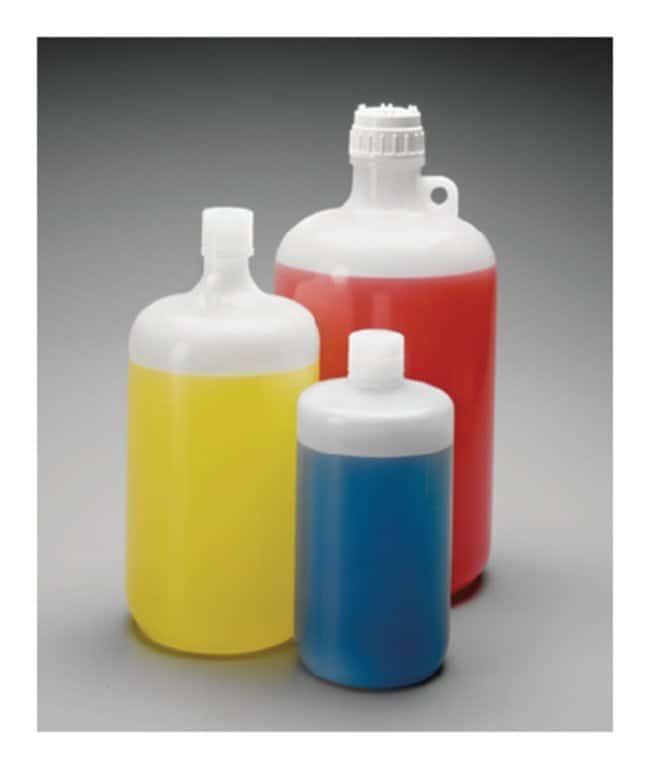 Nalgene™ Large Narrow-Mouth LDPE Bottles