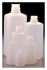 Nalgene™ Narrow-Mouth HDPE Packaging Bottles without Closure: Bulk Pack