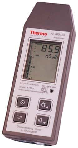 FH 40 G Multi-Purpose Digital Survey Meter