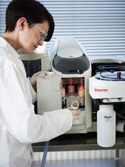 适用于 iCE™ 3000 系列原子吸收光谱仪的空心阴极灯
