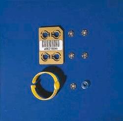 High Sensitivity LIF: Mg, Cu, P Thermoluminescent Dosimetry Materials, Chips