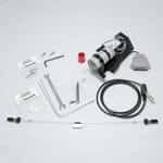 Manual Sample Injector Valves and Mounting Kit for UltiMate™ 3000 Series Pumps