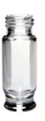 9mm Clear Glass Screw Thread Vials