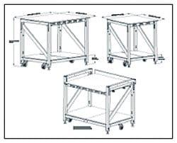 Dimension4 Modular Lab Tables