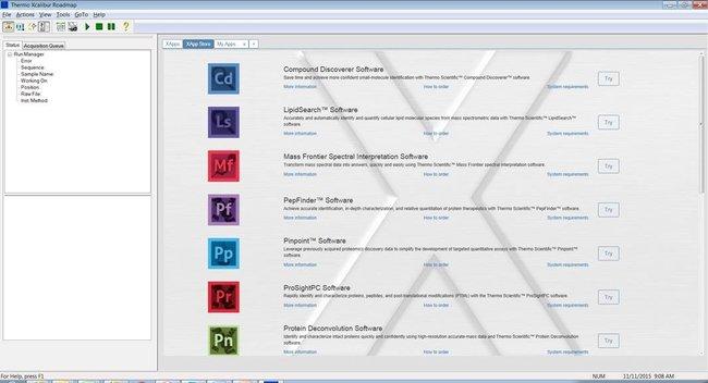 Xcalibur™ Software