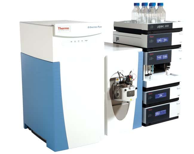 Q Exactive Plus Hybrid Quadrupole Orbitrap Mass Spectrometer