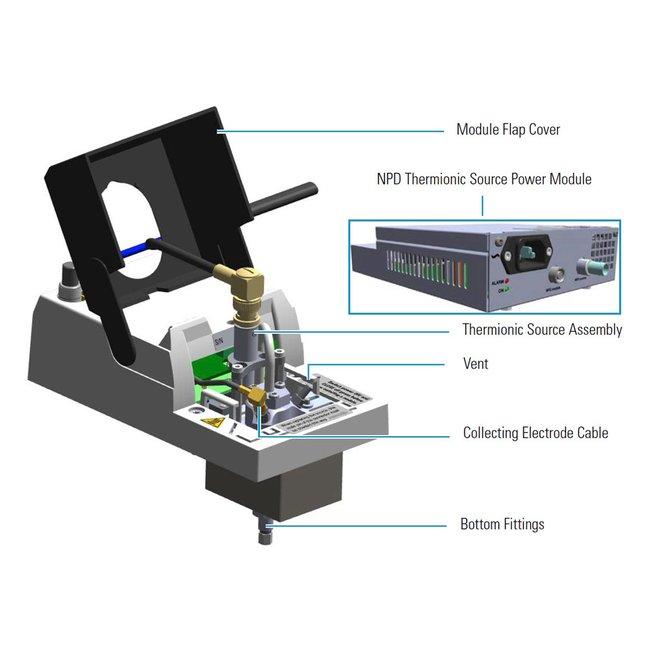 Instant Connect Nitrogen Phosphorous Detector (NPD) for