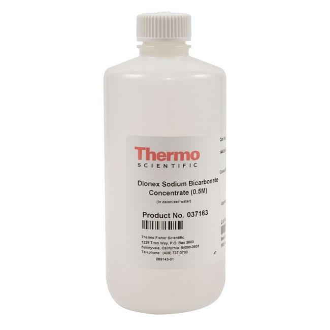 Dionex™ 0 5M Sodium Bicarbonate Anion Eluent Concentrate