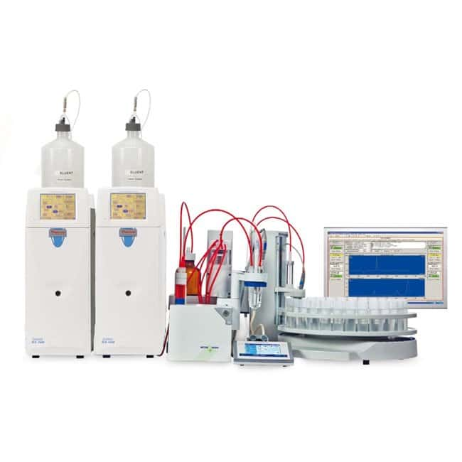 Titration IC System
