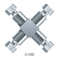 Stainless Steel Unions, Tees and Crosses