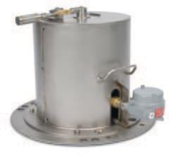KRILPRO Neutron Backscatter Foam Level/Interface Device