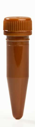 Amber Screw Cap Micro Tubes