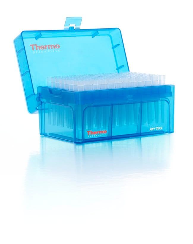 ART™ Non-Filtered Standard Hinged Rack Pipette Tips