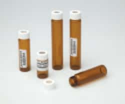 I-Chem™ Amber VOA Glass Vials with 0.125in. Septa