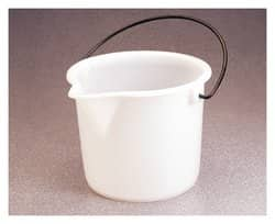 Nalgene™ Graduated HDPE Bucket