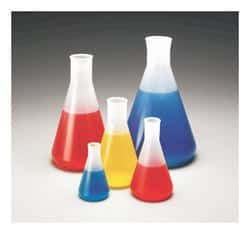 Nalgene™ Polypropylene Copolymer Erlenmeyer Flasks