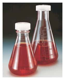 Nalgene™ Polycarbonate Erlenmeyer Flasks with Closure