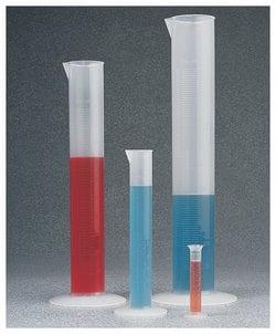 Nalgene™ Polypropylene Economy Plastic Graduated Cylinders