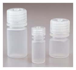 Nalgene™ HDPE Diagnostic Bottles with Closure: Sterile, Tray-Packed