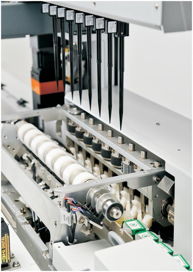 cv 2000 liquid handling system