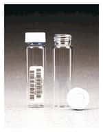 Clear VOA Glass Vials with 0.060in. Septa