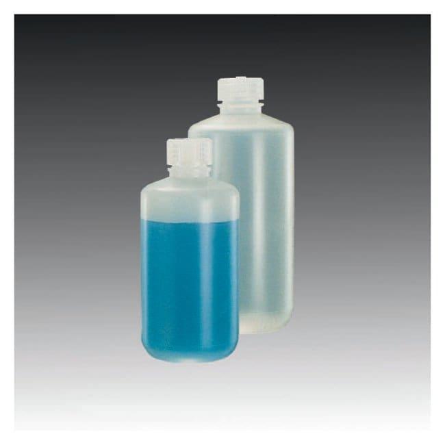Nalgene™ narrow mouth economy hdpe bottles bulk pack