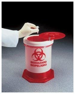 Nalgene™ Biohazardous Waste Containers