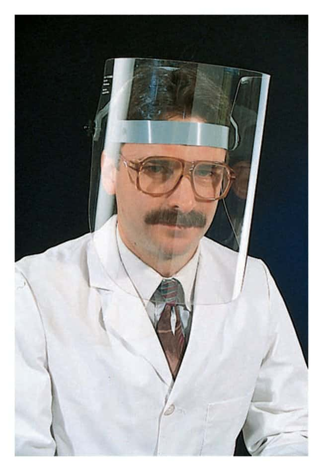 Safety Face Shield >> Nalgene™ Polycarbonate Faceshield