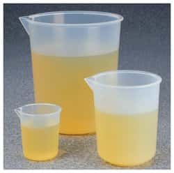 Nalgene™ Griffin Low-Form PFA Plastic Beakers