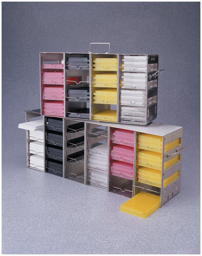 Nalgene™ Storage Racks for Microplates, 4x4