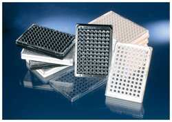 Nunc™ MicroWell™ 96-Well Optical-Bottom Plates with Polymer Base