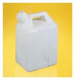 Nalgene™ HDPE, Jerry Can with Closure